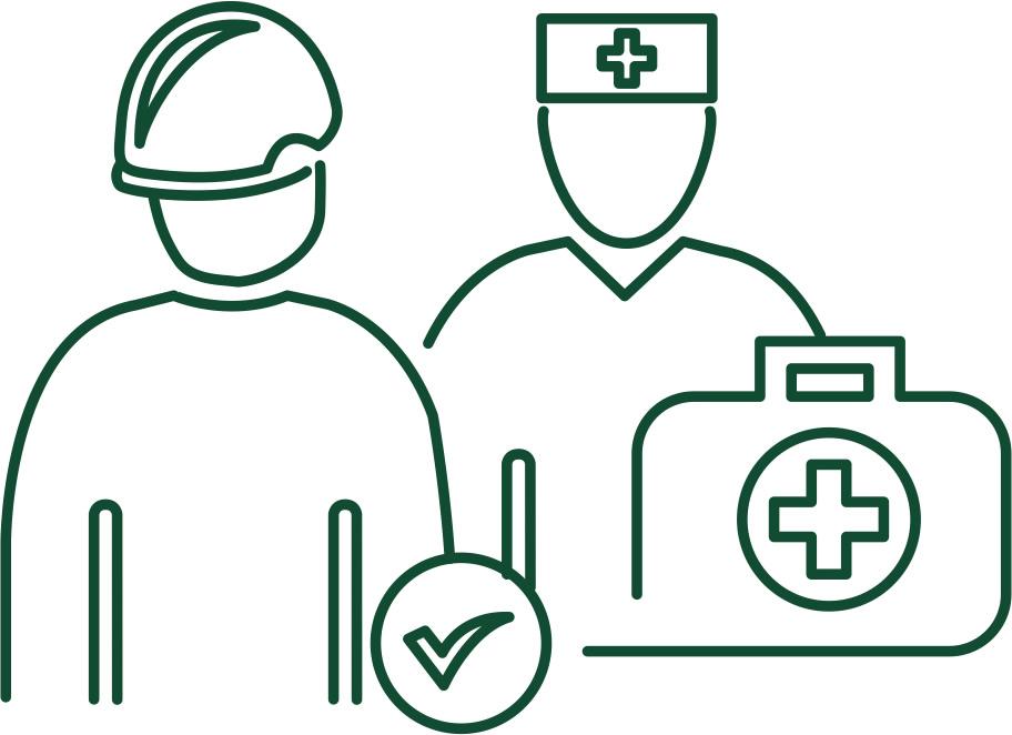Procedimento, Aplicação e Exames de Rotina (PCMSO - NR 07)