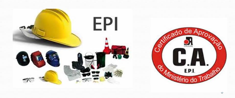 Certificado Aprovacao EPIs