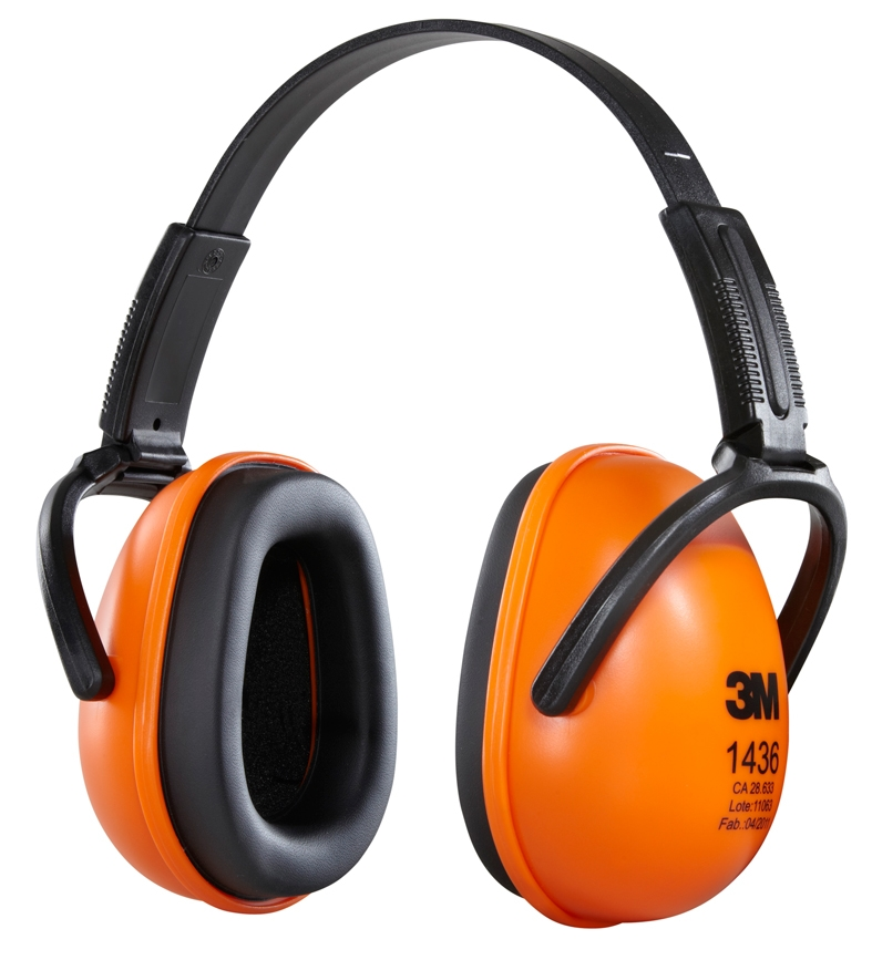 A importancia do protetor auricular
