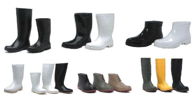 Botas de protecao