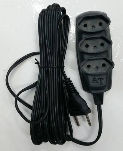 Risco de choque com cabos eletricos