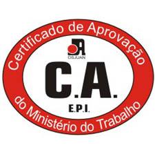 Certificado de aprovacao de EPIs