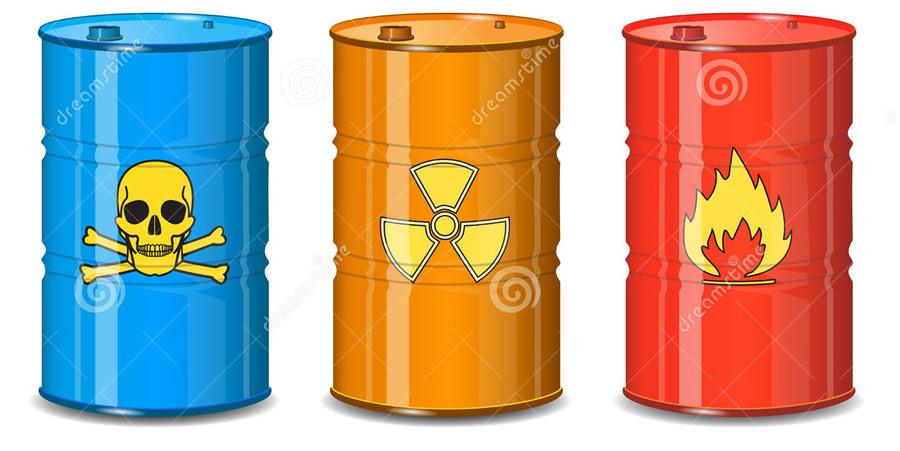Curso de Manipulacao de Produtos Quimicos