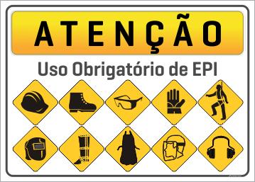 a26f42dd9f941 Epis. Conforme determina a NR 6 o uso de EPI - Equipamentos de Proteção  Individual ...