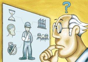 Investigacao de causas de acidente de trabalho