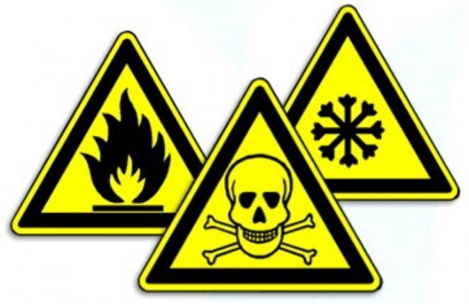 Obrigatoriedade do curso de manipulacao de produtos quimicos